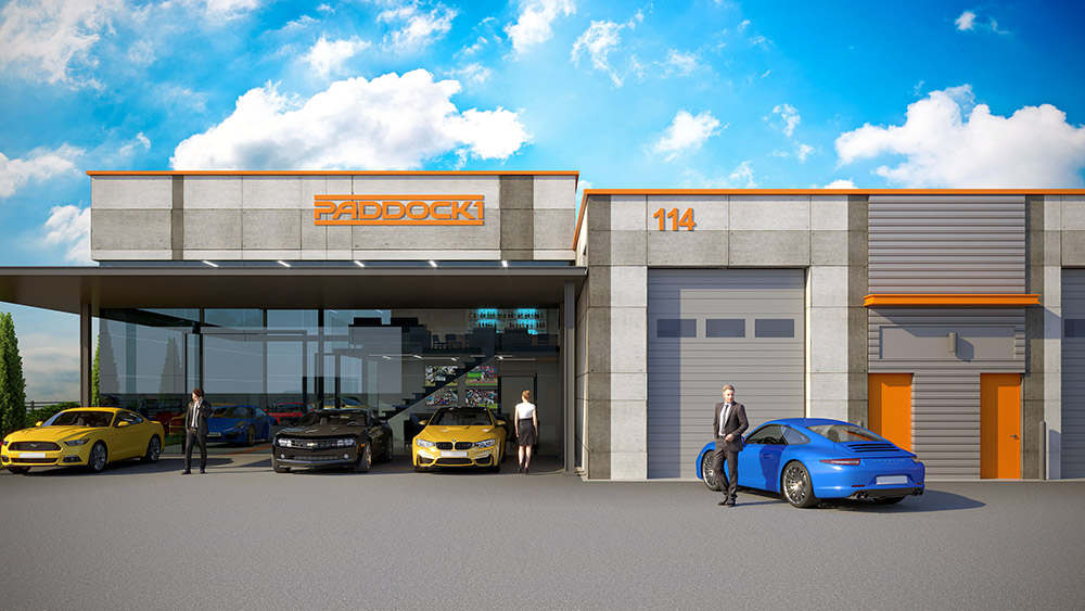 Paddock1 Premium Garage Condos - Owner's Paddock - Tampa, FL